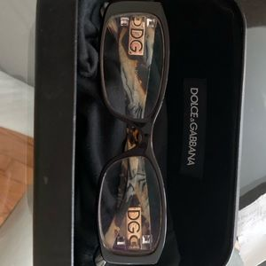 Dolce and gabbana reading glasses